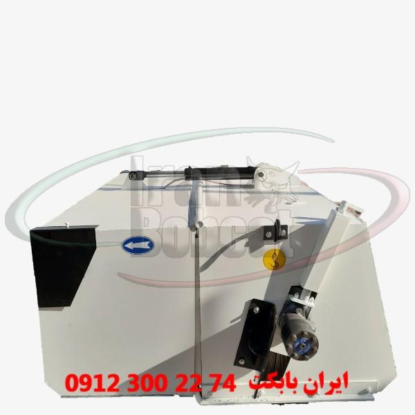 جارو مکانیزه مخصوص مینی لودر بابکت مدل Sm-150